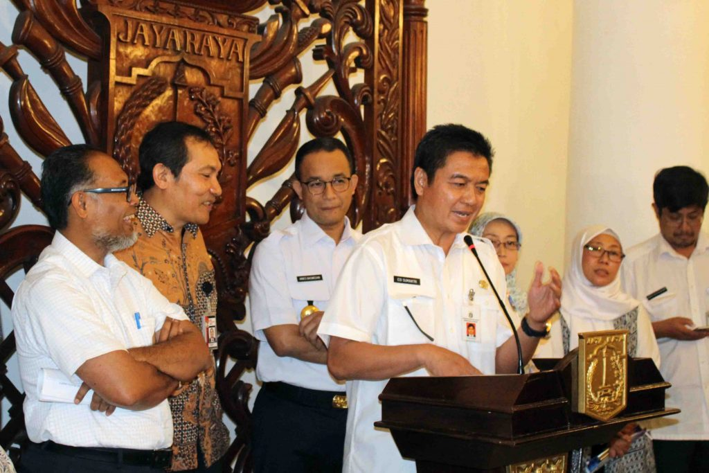 Kebijakan Insentif Pajak Daerah Atas Kondisi Tanggap Darurat Bencana Wabah COVID-19 di DKI Jakarta