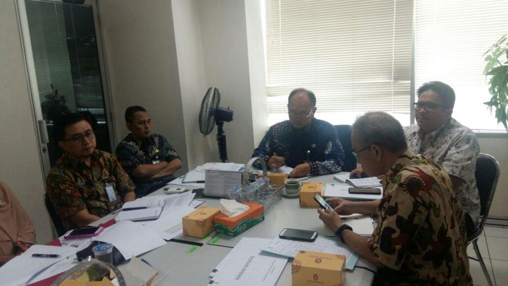 Rapimtas BPRD DKI Jakarta Tahun 2018