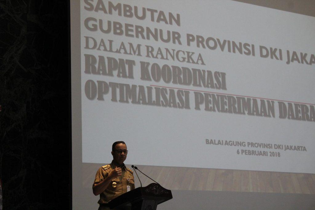 Pencanangan Optimalisasi Penerimaan Daerah Bersama KPK-RI