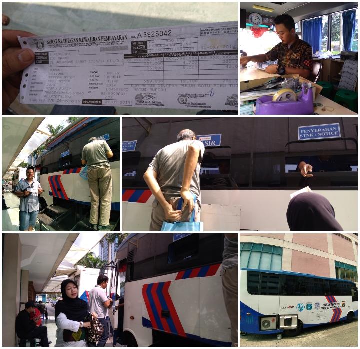 Pelayanan SAMSAT Keliling di Wilayah Jakarta Barat Berada di Mal Ciputra