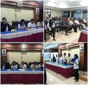 Penyuluhan Pajak Bumi & Bangunan di Kelurahan Jatinegara Kaum Kecamatan Pulo Gadung