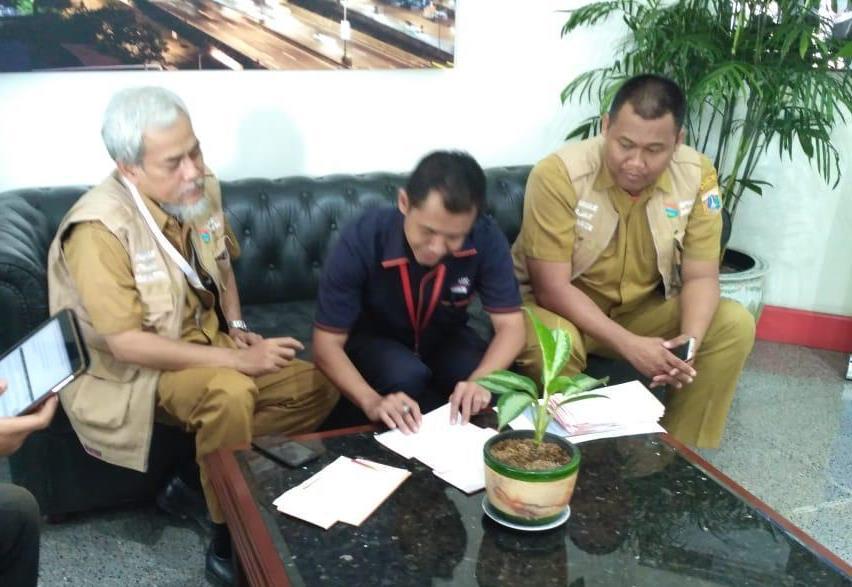 Penagihan PKB Door to Door di Jakut Sasar 350 Wajib Pajak Kendaraan