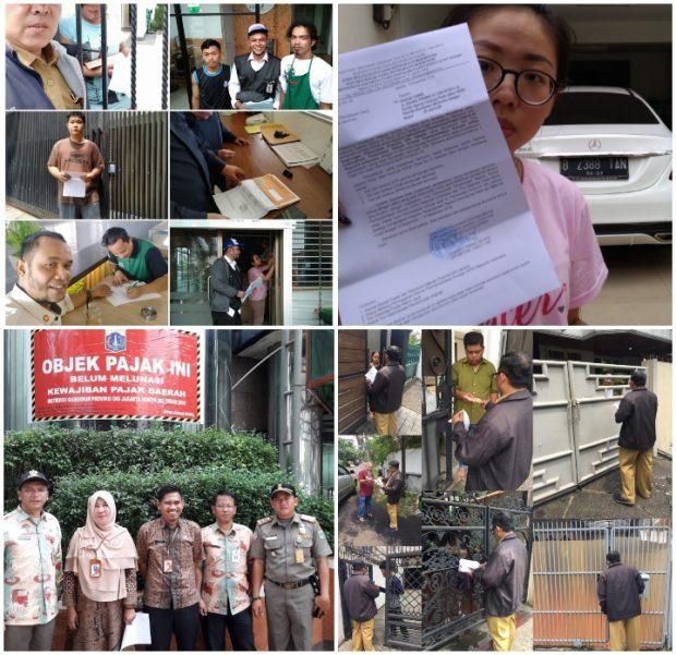 771 PNS Badan Pajak dan Retribusi Daerah Provinsi DKI Jakarta Dikerahkan Untuk Mengejar Tunggakan Pajak Daerah