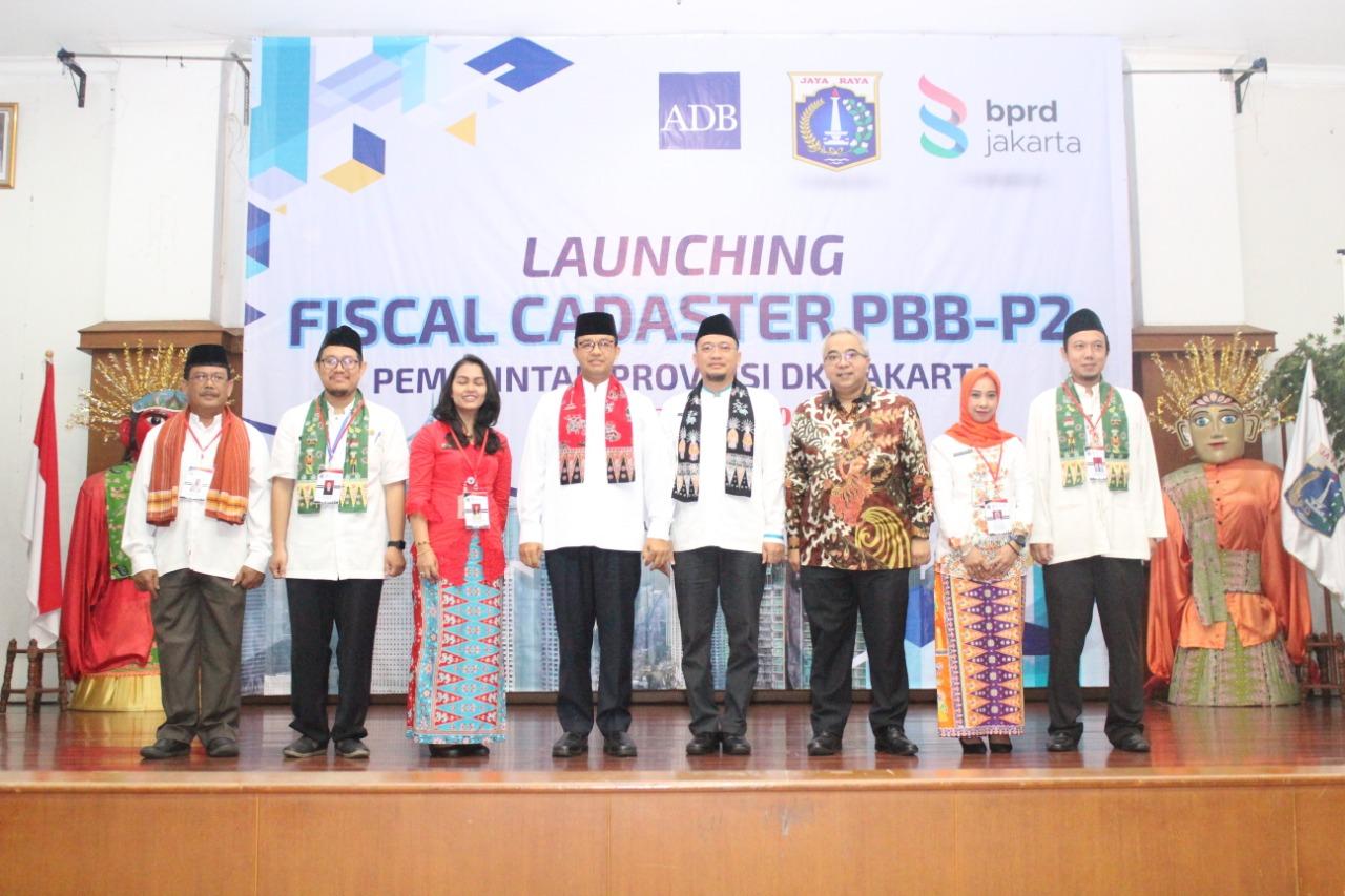 Peluncuran Fiscal Cadaster PBB-P2 Tahun 2019