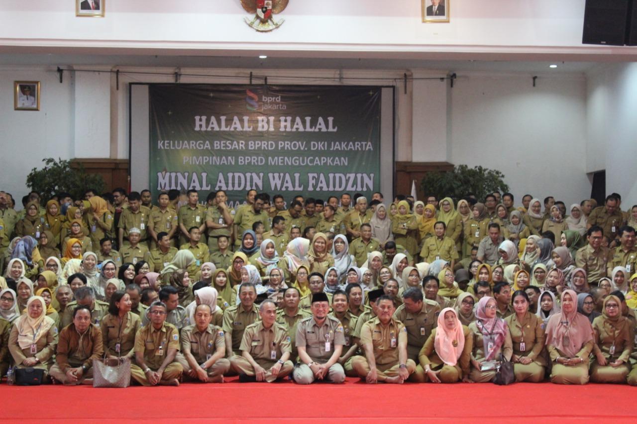 BPRD Jakarta, Selamat Hari Raya Idul Fitri 1 Syawal 1440 H