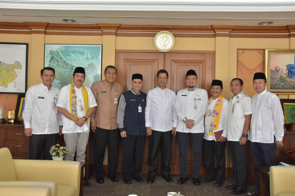 Optimalisasi Pajak Daerah, BPRD Koordinasi Dengan Jajaran Walikota Jakarta Barat