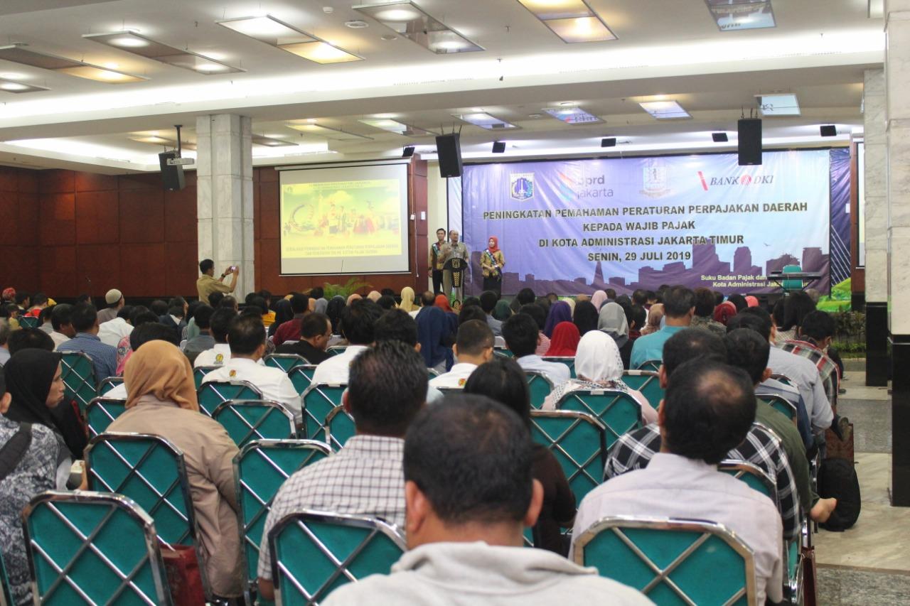 Suban BPRD Timur sosialisasi Pemahaman Peraturan Perpajakan Daerah