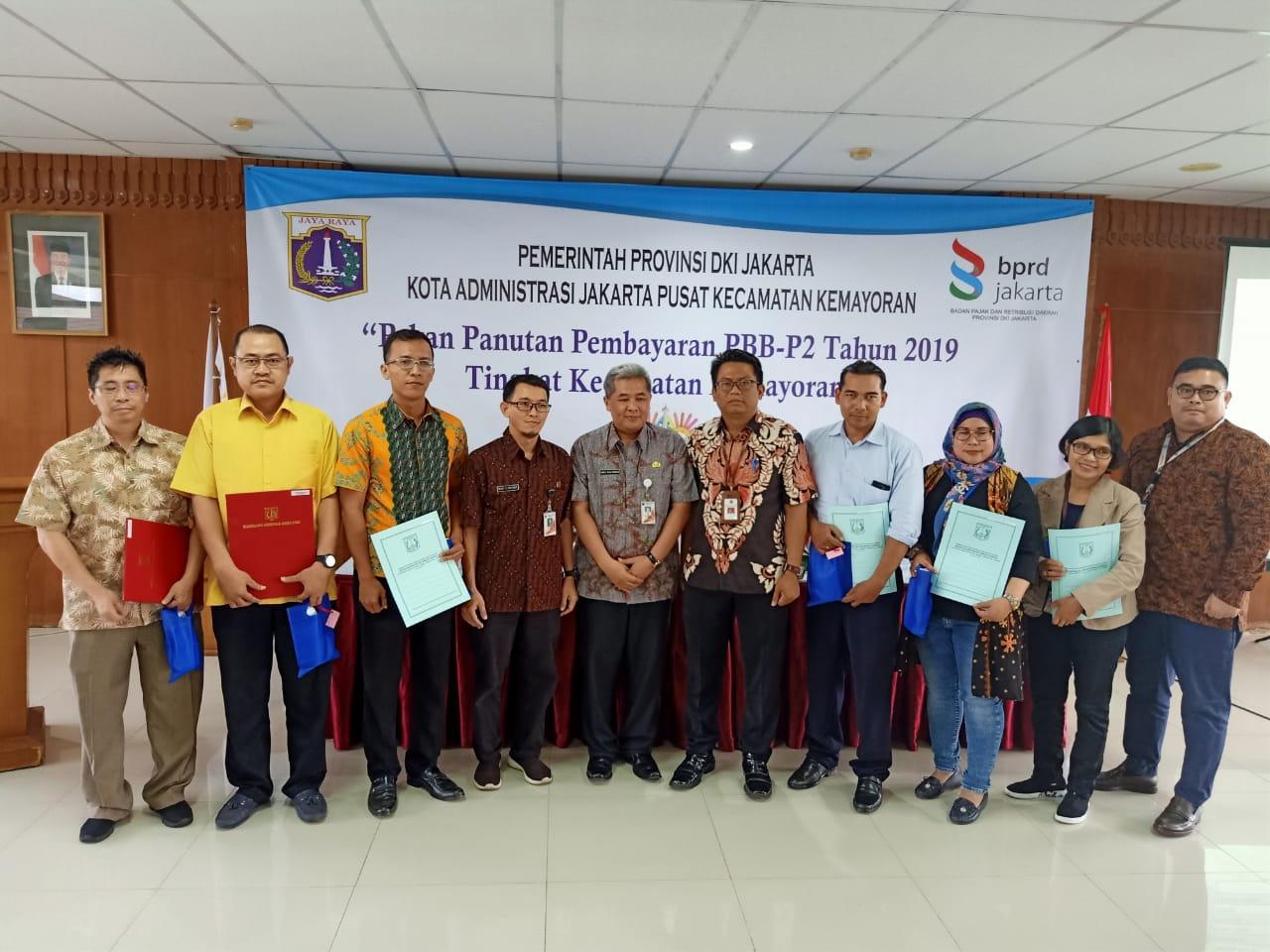 Pekan PBB di Wilayah Kecamatan Kemayoran