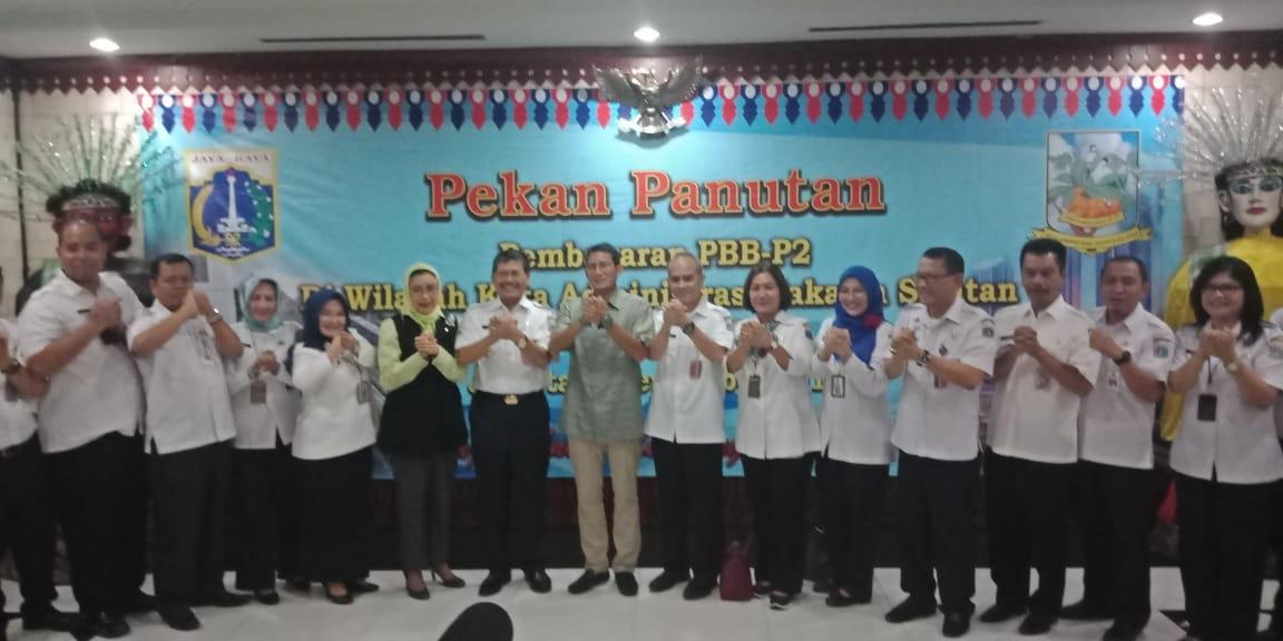 Pekan Panutan PBB Wilayah Jakarta Selatan