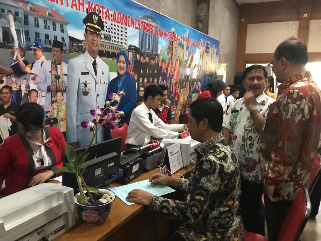 Pekan Panutan PBB di Wilayah Jakarta Barat dan Utara