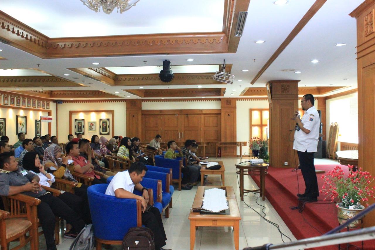 Bimbingan Teknis Keuangan Daerah 2019