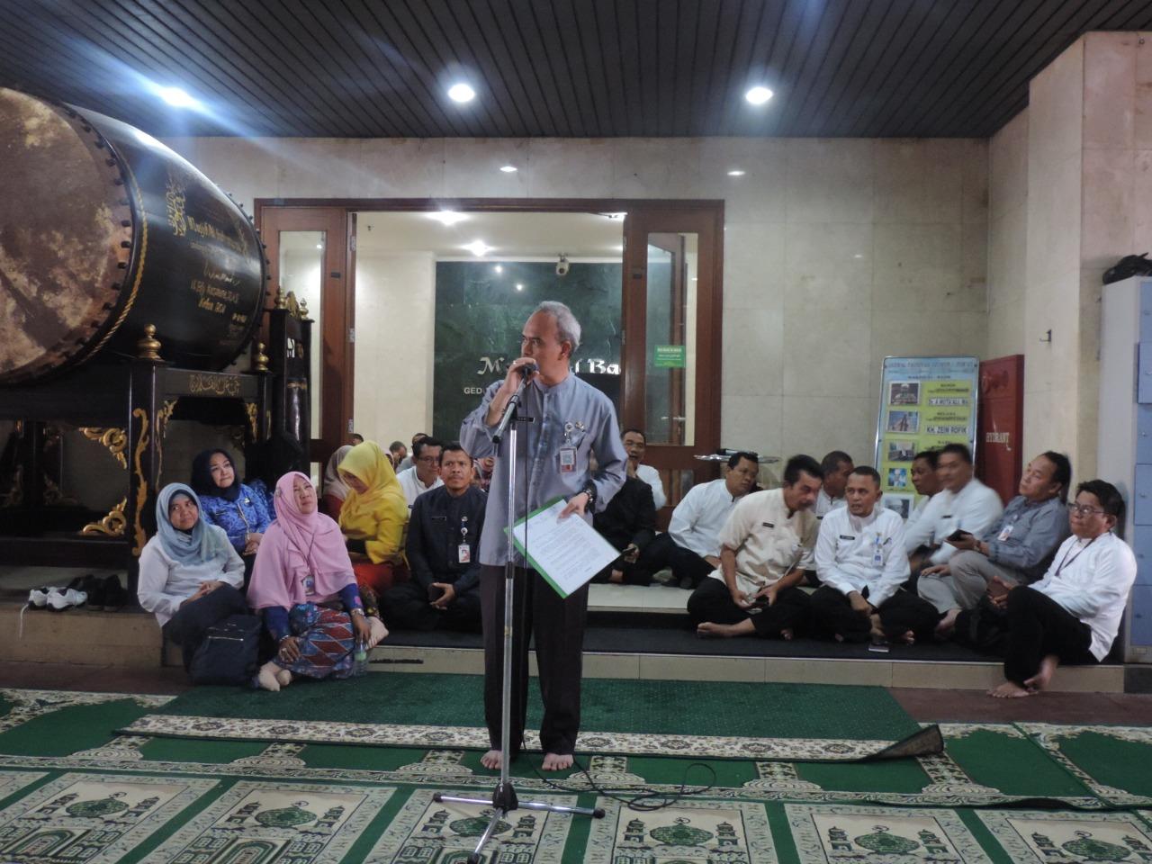 Seluruh Pegawai BPRD Jakarta Laksanakan Fiscal Cadaster