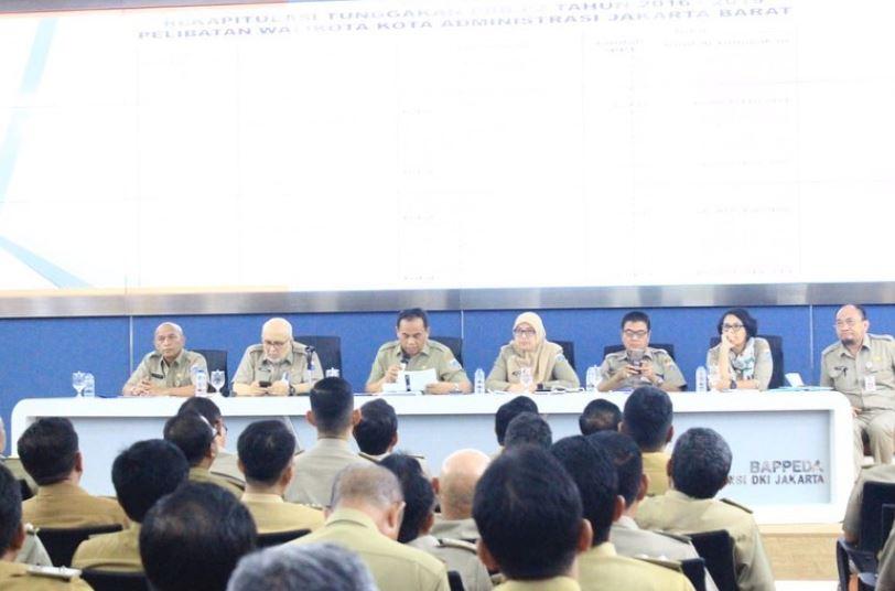 Instruksi Sekda, Pegawai BPRD Jakarta Lakukan Penagihan Aktif