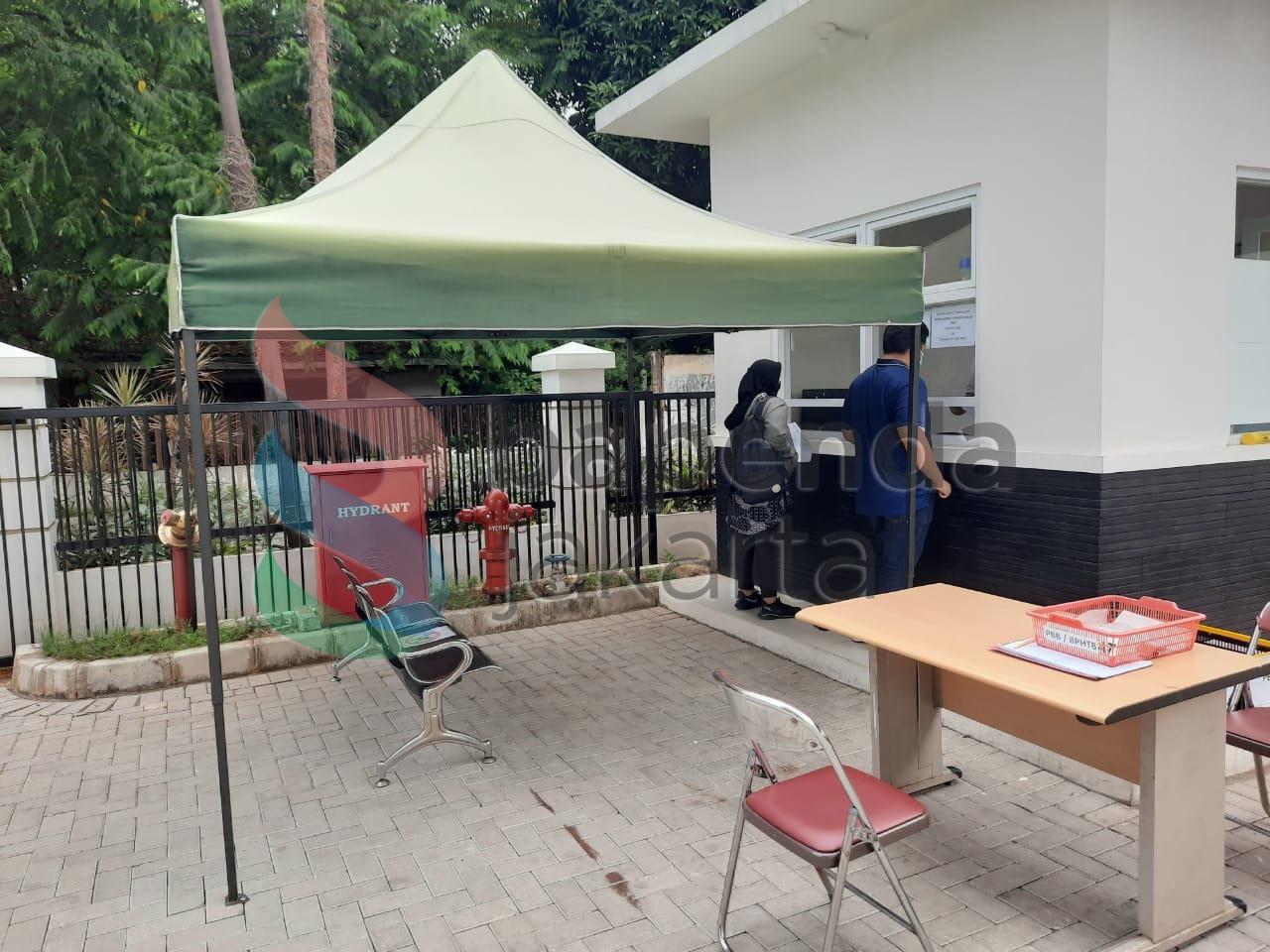 Acara Audiensi Pengurus IPPAT dan Pengurus INI DKI Jakarta Optimalisasi Pelayanan Melalui e-BPHTB