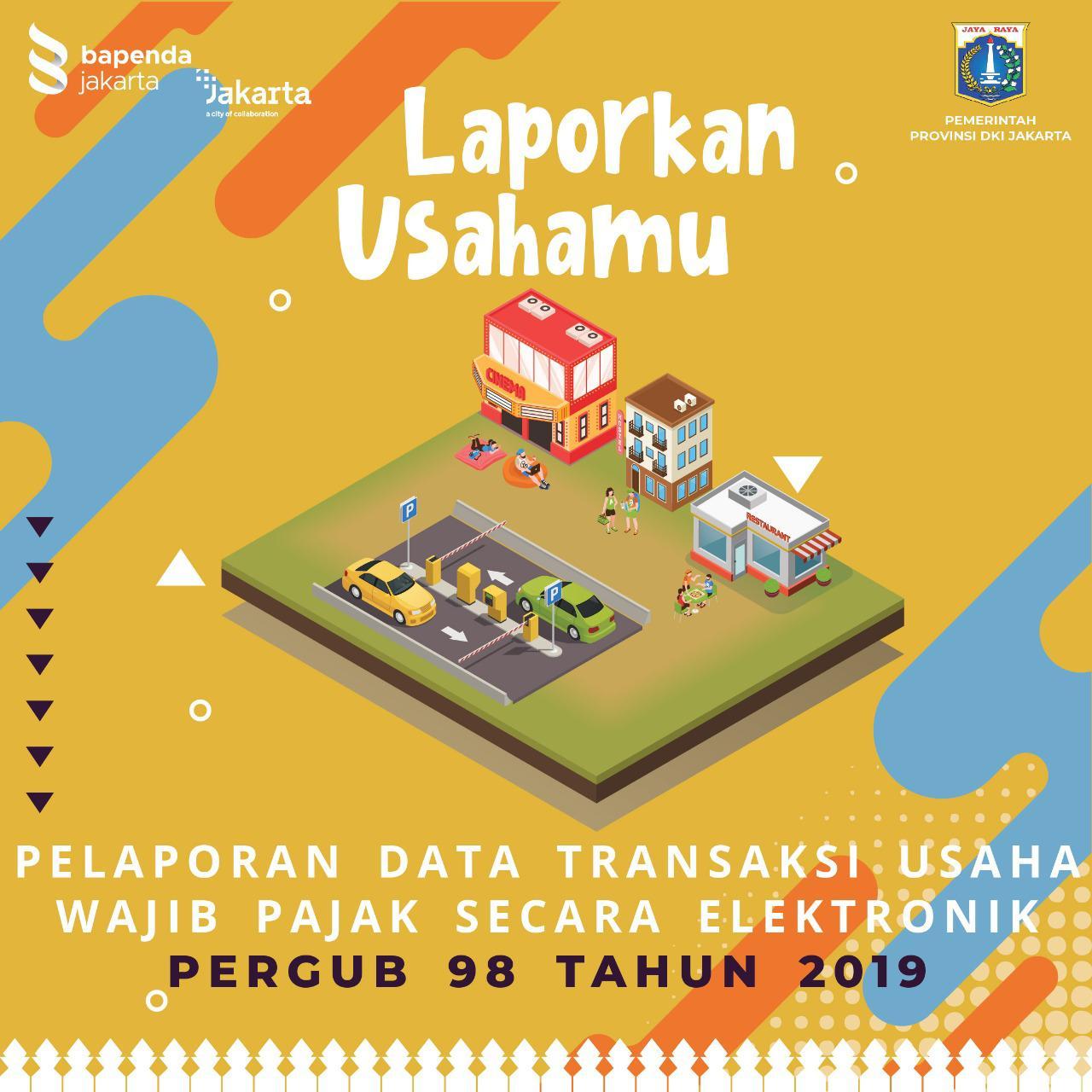 Pelaporan Data Transaksi Usaha Wajib Pajak Secara Elektronik