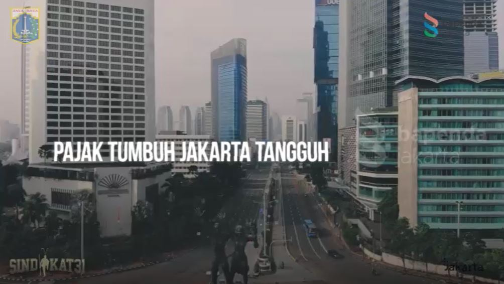 Pajak Tumbuh Jakarta Tangguh  Song By Sindikat31 dan Bapenda DKI Jakarta
