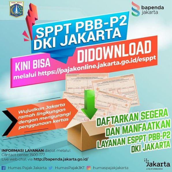 Manfaatkan Layanan ESPPT PBB-P2