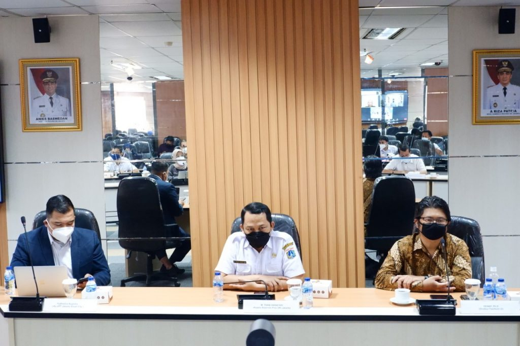 FGD Transformasi Digital Pendapatan Daerah PKB dan BBNKB Provinsi DKI Jakarta 2021